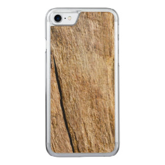 Old Wood Carved iPhone 7 Case
