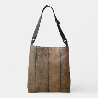 Old Wood Crossbody Bag