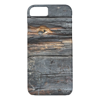 Old Wood iPhone 7 case