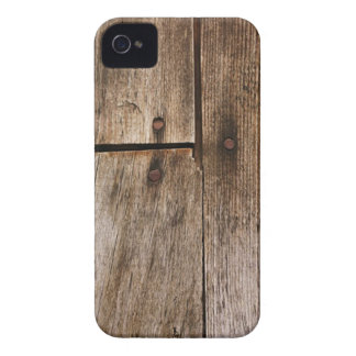 Old Wood Look iPhone 4 Case