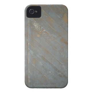 Old Wood Panel iPhone 4 Case-Mate Case