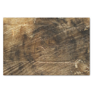 old wood tissue paper