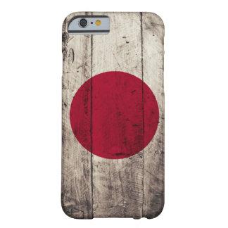 Old Wooden Japan Flag iPhone 6 Case