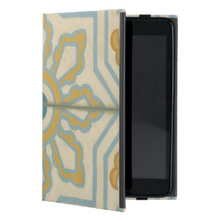 Old World Decorative Tile Pattern Case For iPad Mini