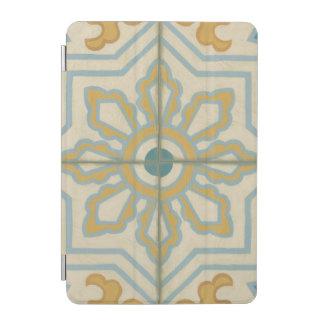 Old World Decorative Tile Pattern iPad Mini Cover
