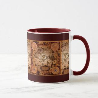 Old World Map Art - 1481 Mug
