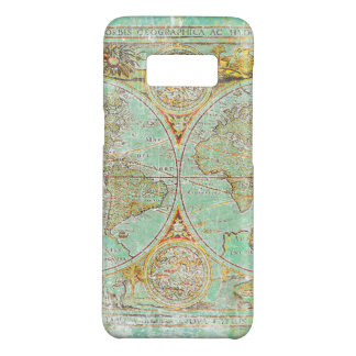 Old World Map Case-Mate Samsung Galaxy S8 Case