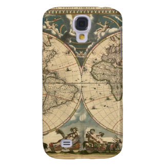 Old World Map - HTC Case