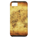 Old World Map iPhone Case iPhone 5 Cover