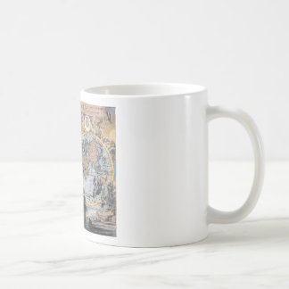 Old World Map - Out to Sea Mugs