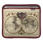 Old World Map Vintage Tablet Case Sleeve Sleeves For iPads