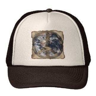 Old World Peace Hat