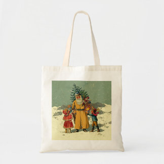 old world santa bag