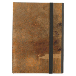Old Worn Leather Book Cover iPad Air Cases