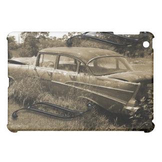 Old Wreck - sepia Case For The iPad Mini