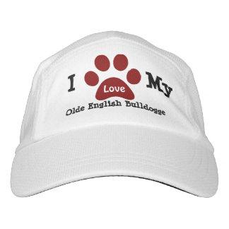 Olde English Bulldogge Love Hat