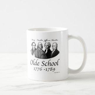 Olde School Coffee Mug