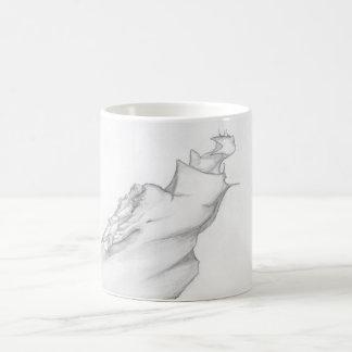 Olden Statue Basic White Mug