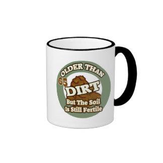 Older Than Dirt 65th Birthday Gifts Mug