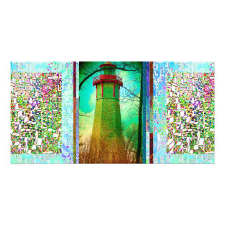 Oldest Light House in Toronto Photo Greeting Card
