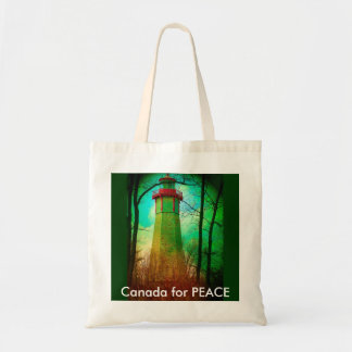Oldest Light House in Toronto Budget Tote Bag