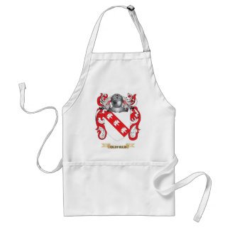 Oldfield Coat of Arms (Family Crest) Standard Apron