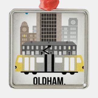 Oldham Christmas Ornament