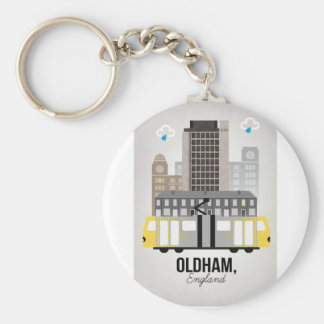 Oldham Key Ring