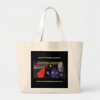Oldham & Rochdale Astro bag! Large Tote Bag