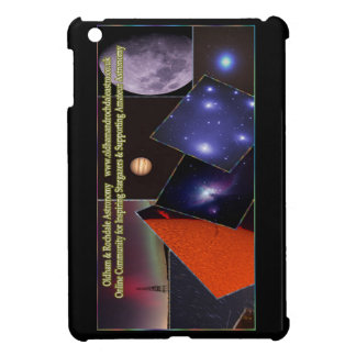 Oldham & Rochdale Astro Hard shell iPad Mini Case