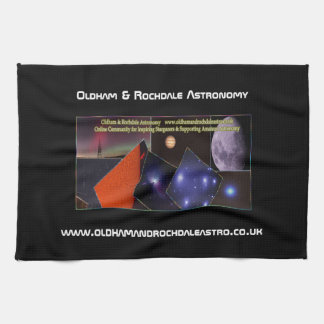 Oldham & Rochdale Astro Kitchen Towels