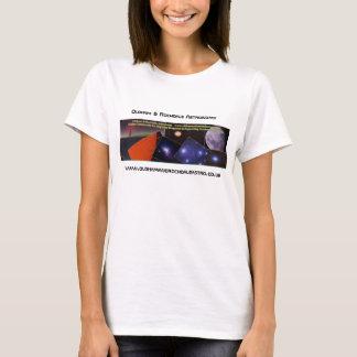 Oldham & Rochdale Astro Ladies Basic T-Shirt