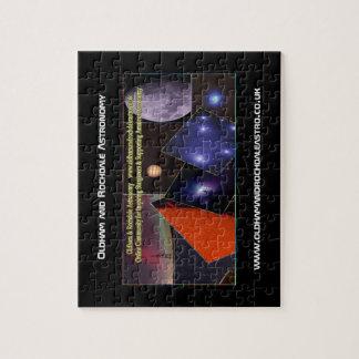 Oldham & Rochdale Astro Puzzle