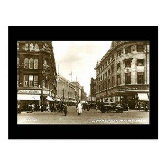 Oldham Street, Manchester, 1937