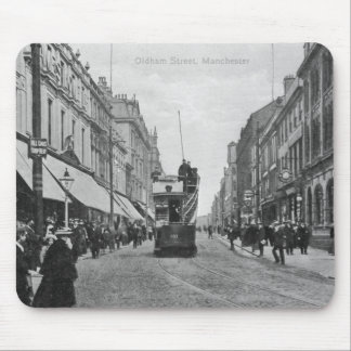 Oldham Street, Manchester, c.1910 Mouse Mat