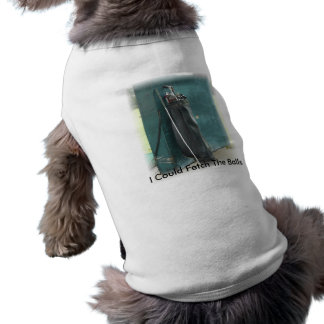 Oldie 2 but Goodie Sleeveless Dog Shirt