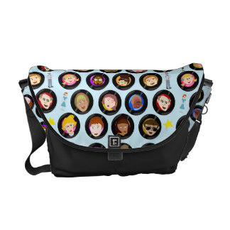 Oldies Hit Parade Commuter Bags