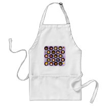 Oldies Hit Parade Standard Apron