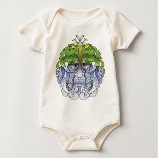 Oldman Apparel Baby Bodysuit