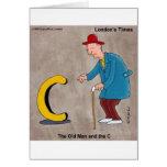 Oldman & The C: Rick London Funny Gifts