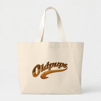 OldPups Large Tote Bag