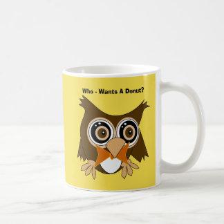 Oldrich The Owl Classic Mug
