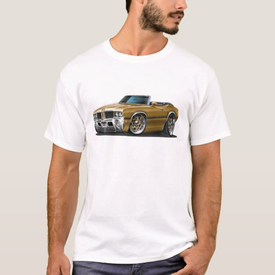 Olds Cutlass Brown Car T-Shirt