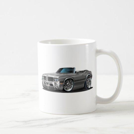 Olds Cutlass Silver Convertible Coffee Mug