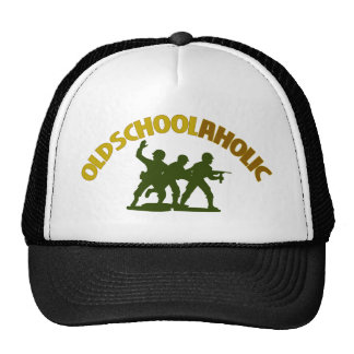 oldschool mesh hat