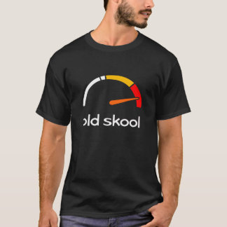 oldskool -  turbo boost gauge c900 T-Shirt