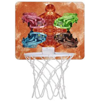 Oldsmobile Moon Mini Basketball Hoop