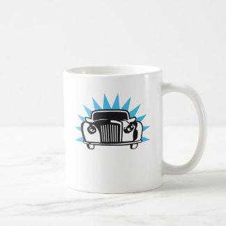 oldtimer kaffee tasse
