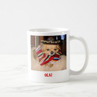 Ole! Basic White Mug