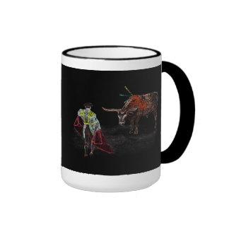 Ole Matador Ringer Mug